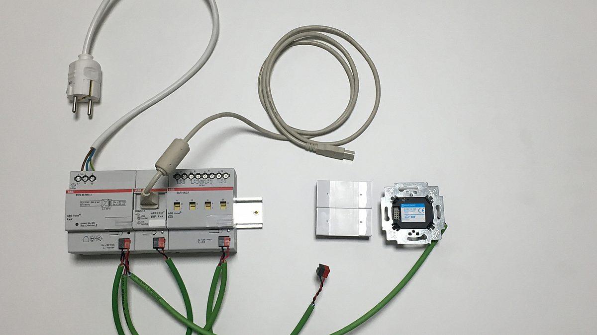 Dispositifs KNX pour démarrer avec KNX